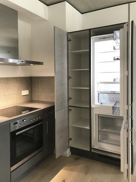 Küche in  Betonoptik