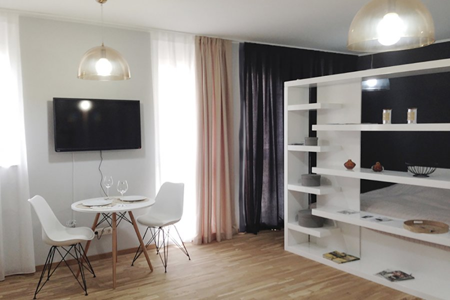 Furnished apartment in Berlin-Mitte