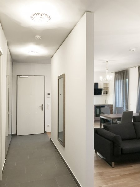 Furnished apartment for rent in Berlin II